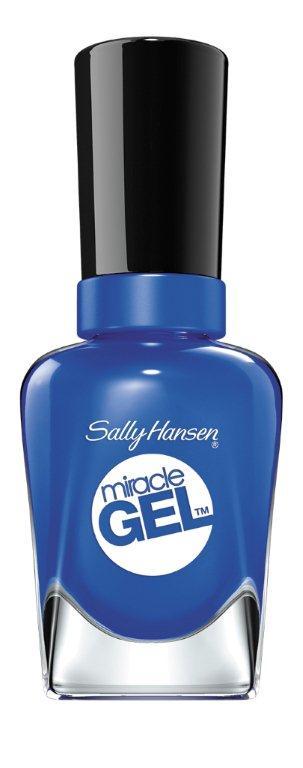 Sally Hansen Гель Лак Для Ногтей Miracle Gel Тон 360 tidal wave,14,7 мл305358303602 простых шага и настоящий гелевый маникюр готов! Лампы не нужны! Стойкость до 14 дней