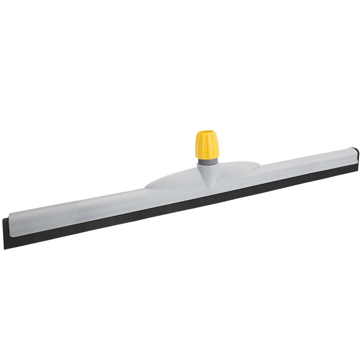 Сгон Apex для воды, 75 см. 11219-A11219-AСгон для воды Apex предназначен для удаления воды в помещениях с ровными полами. Лезвие сгона сделано из мягкого, эластичного материала - неопрена, который плотно прилегает к убираемой поверхности, что позволяет делать уборку качественно и быстро. Наиболее эффективна уборка воды на твердых поверхностях из плитки, гладкого бетона, линолеума и т.д. Допускается использование указанного сгона также и вне зданий (парадные зданий, на автомойках, на открытых площадках, уложенных плиткой). Для сгона подходят следующие модели ручек: - Ручка Apex для швабры, хромированная сталь, 120 см. 11511-А; - Ручка Apex для швабры. 11512-А; - Ручка Apex для швабры. 11515-А; - Ручка для швабры Apex, 150 см. 14000-A; - Ручка раздвижная Apex для швабры, цвет: желтый, серый, 130 см. 11520-A..
