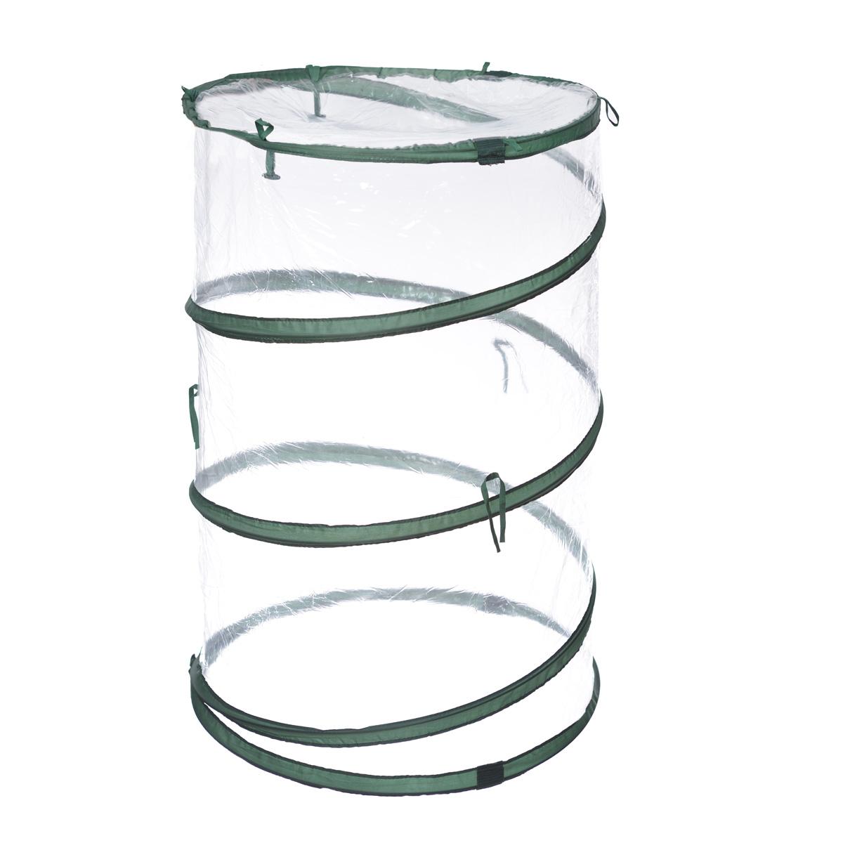 Мини-теплица Green Apple, 110 см х 70 см х 70 смGCH-023-08Мини-теплица Green Apple предназначена для выращивания рассады, цветов и овощей. Оснащена удобным и легким доступом к растениям.