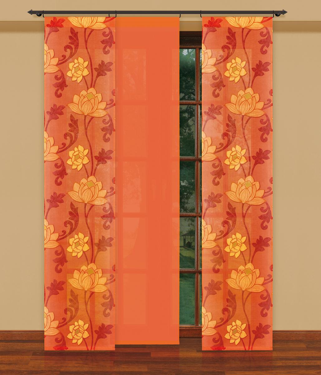Гардина HAFT 250*50*3. 202240/50 оранжевый202240/50 оранжевыйГардина XAFT 250*50*3. 202240/50 оранжевый Материал: 100% п/э, размер: 250*50*3, цвет: оранжевый