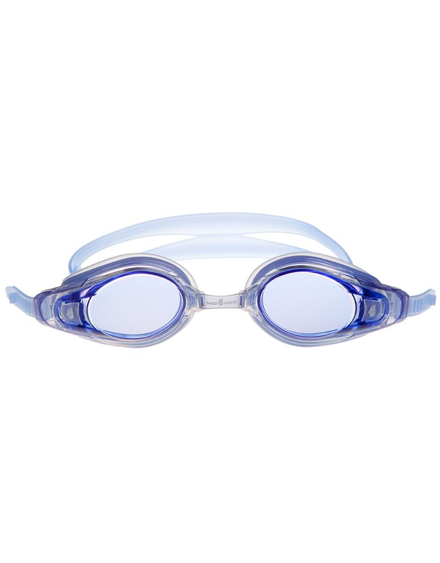 Очки для плавания с диоптриями MadWave Optic Envy Automatic, цвет: темно-синий, -8M0430 16 M 04WОчки для плавания с диоптриями MadWave Optic Envy Automatic. Выполнены из поликарбоната и силикона. Особенности: Удобные очки с оптической силой -8. Система автоматической регулировки ремешков на корпусе очков. Защита от ультрафиолетовых лучей . Антизапотевающие стекла . Регулируемая восьмиступенчатая носовая перемычка. Сменная линза. Надежная безклеевая фиксация обтюратора. Плоский силиконовый ремешок.