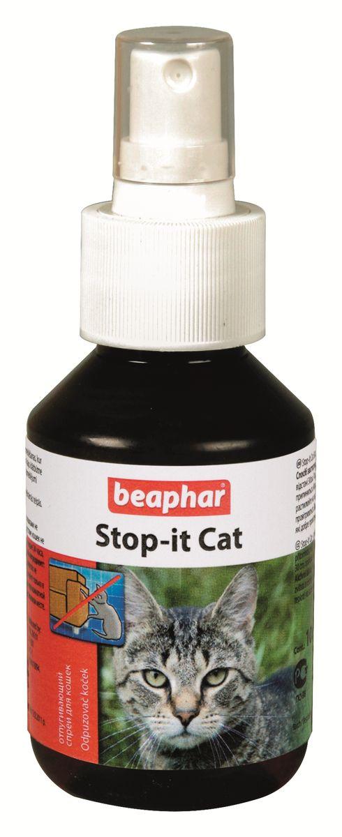 Спрей для кошек Beaphar Stop-it Cat, отпугивающий, 100 мл13207Спрей Beaphar Stop-it Cat предназначен отпугивания котов и кошек. Поможет вам отвадить кошек от мест, где их пребывание нежелательно. Надежно защитит предметы обихода от порчи или загрязнений кошками. Способ применения: обработайте места, где присутствие кошек нежелательно (с расстояния 30 см). Повторяйте каждые 24 часа, пока эти посещения не прекратятся. Состав: метилнонилкетон 14 г/л. Объем: 100 мл. Товар сертифицирован.