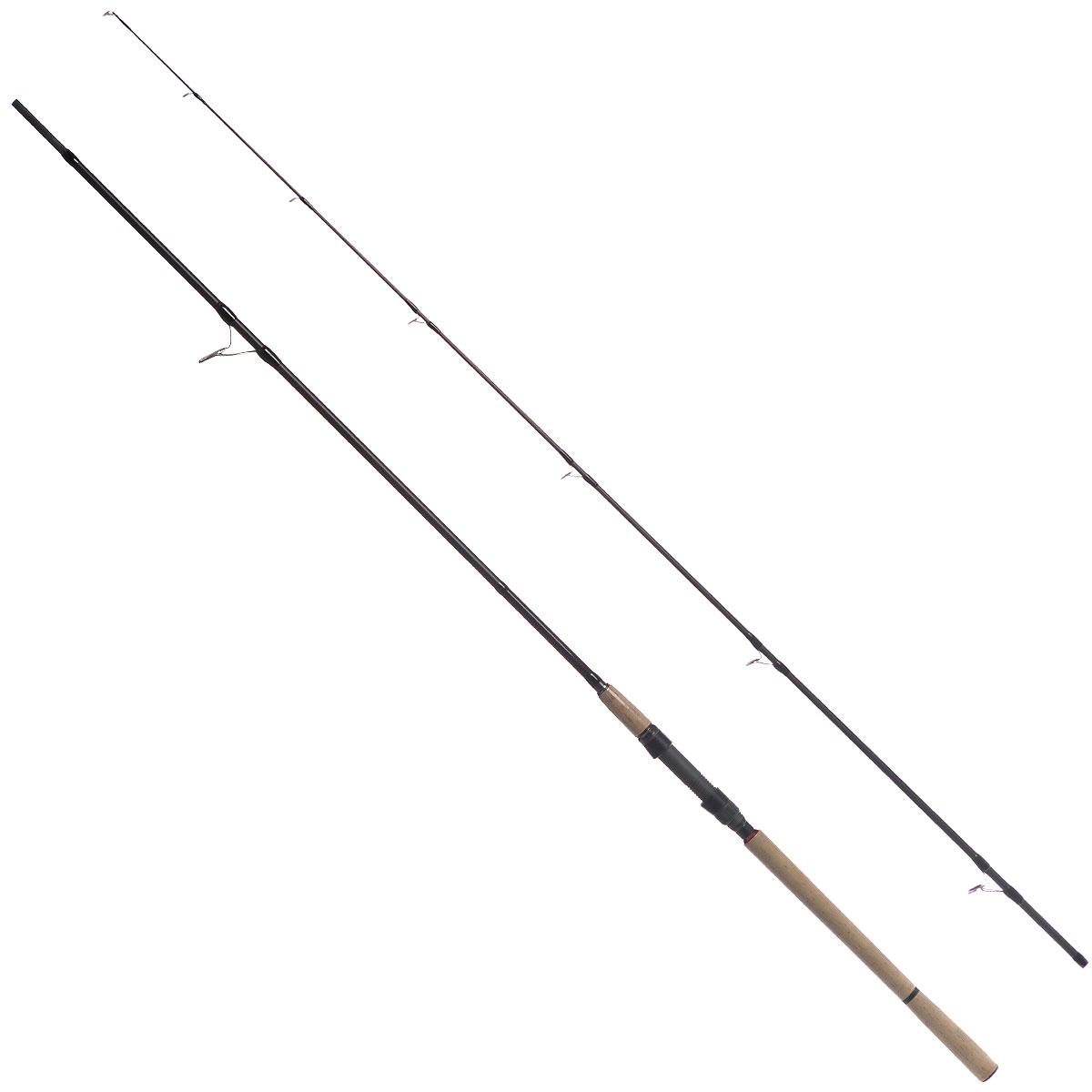 Спиннинг штекерный Daiwa Infinity-Q NEW Spinning, 2,70 м, 15-45 гeTrex20xШтекерный спиннинг Daiwa Infinity-Q NEW Spinning отличается новой длиной и тестом, обновленной конструкцией бланка. Несмотря на легкий вес, спиннинг достаточно мощный для схватки с рыбой вашей мечты. Стык колен V-Joint не изменяет естественную геометрию бланка, спиннинг ведет себя как одночастный. Спиннинг Daiwa Infinity-Q NEW Spinning значительно легче своих предшественников, а также отличается более быстрым строем.Тест: 15-45 г.