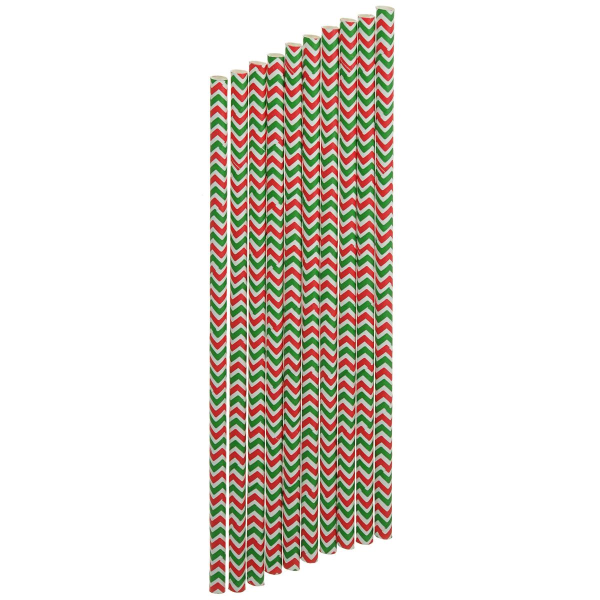 Набор бумажных трубочек Dolce Arti Праздник, цвет: белый, зеленый, красный, 10 штDA040255Набор Dolce Arti Праздник состоит из 10 бумажных трубочек, предназначенных для напитков. Цветные трубочки станут не только эффектным украшением коктейлей, но и ярким штрихом вашего сладкого стола. С набором Dolce Arti Праздник ваш праздник станет по-настоящему красочным! Длина трубочки: 19,5 см. Диаметр трубочки: 5 мм.