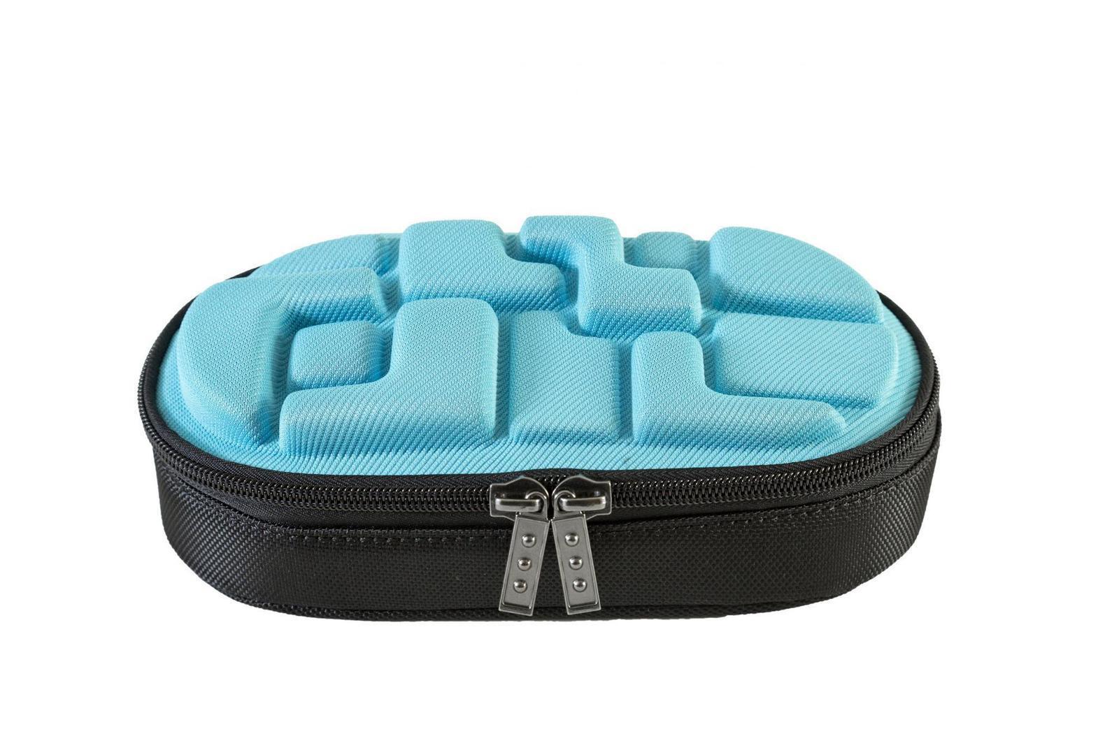 Пенал MadPax LedLox Pencil Case, цвет: голубой72523WDПенал школьный прямоугольный, на молнии, с одним отделением, без наполнения. Стильное оформление в виде кубических форм, прекрасно подходит к рюкзакам коллекции Blok. Необходимый и модный аксессуар для школьников, стремящихся быть оригинальными и неповторимыми.