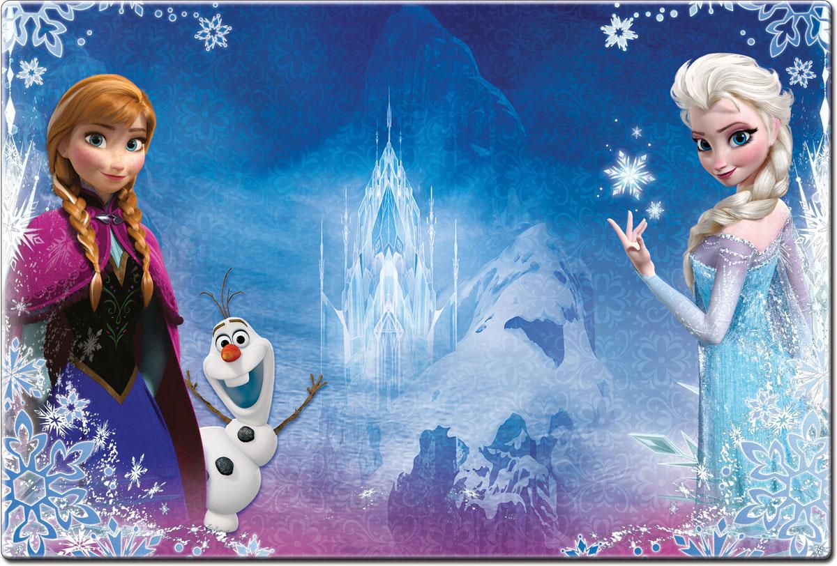 Настольная подкладка для лепки и рисования Frozen, 43 см х 29 смFZCB-US1-PLBA3Настольная подкладка Frozen не только обеспечит комфортную работу во время лепки и рисования, но и предохранит поверхность рабочего стола от загрязнений и различных повреждений. Она выполнена из плотного пластика и оформлена изображением героев любимого мультфильма Холодное сердце. Яркий дизайн подкладки непременно понравится вашему ребенку.