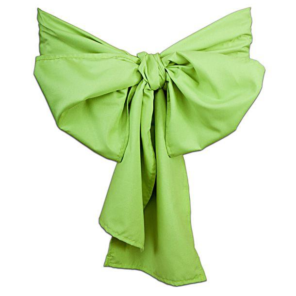 Банкетная лента Еврочехол Микрофибра, цвет: зеленое яблоко, длина 2,5 м3/25-18Банкетная лента Еврочехол Микрофибра, изготовленная из микрофибры (100% полиэстера) идеально подойдет для декора стула. Кроме того, с помощью ленты легко зафиксировать чехол на стуле. Состав ткани гипоаллергенен, а потому безопасен для малышей или людей пожилого возраста. Лента выполнена в нейтральной цветовой гамме. Она универсальна и впишется в любой интерьер, особенно если это классический стиль, конструктивизм, минимализм, кантри, постмодернизм, контемпорари или даже хай-тек. Лента дополнит любой интерьер нежностью и мягкостью, уютом и благородством. Перламутровая ткань подчеркнет ваш изысканный вкус, а вам остается только проявить фантазию: как завязать ленту!
