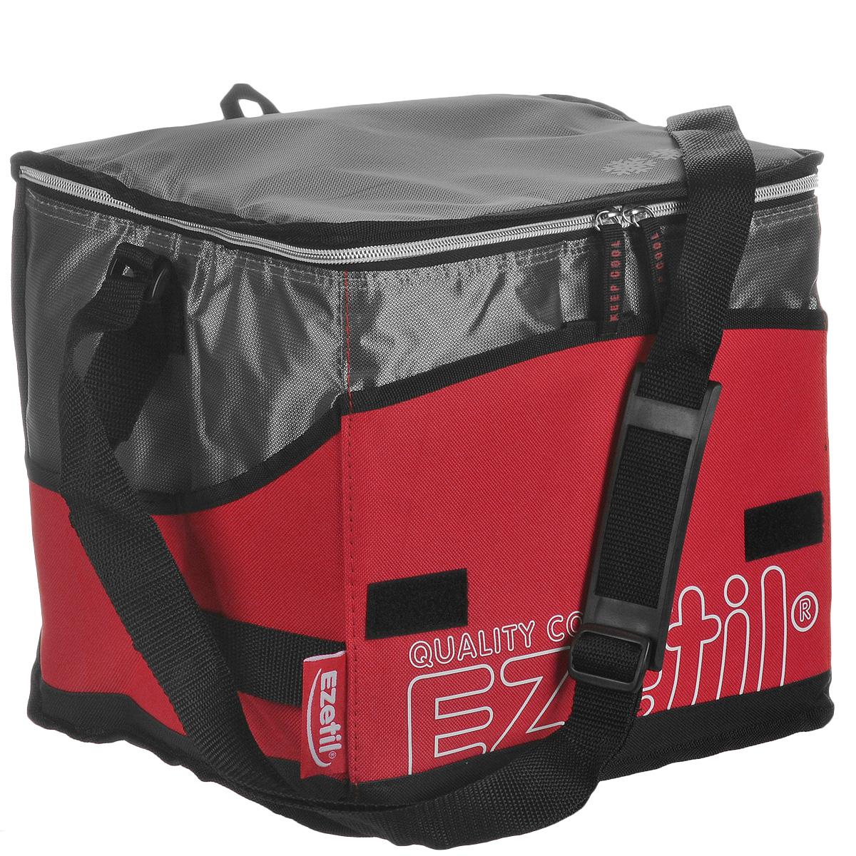 Сумка-холодильник Ezetil KC Extreme, цвет: красный, 16 л ezetil kc extreme 16