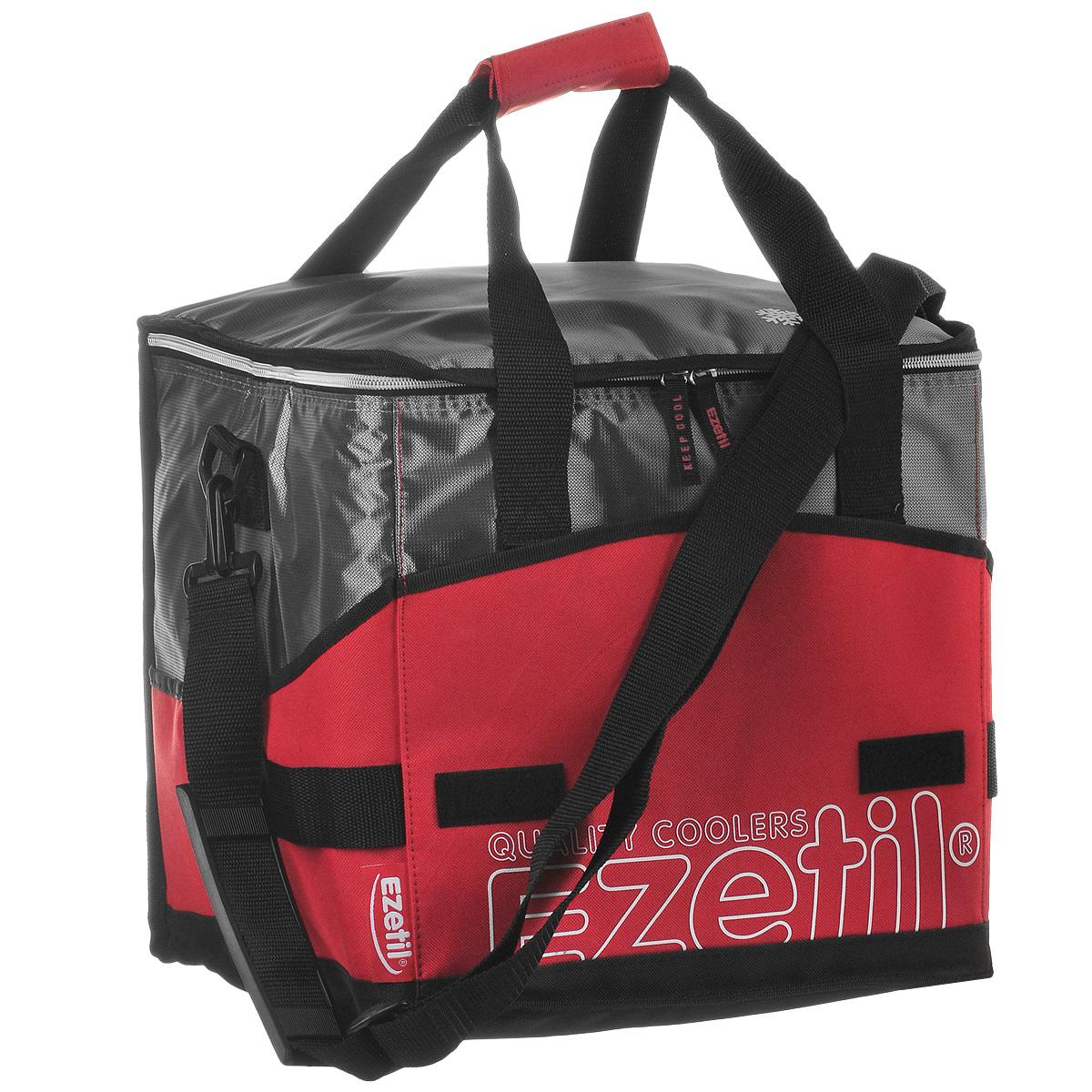 Сумка-холодильник Ezetil KC Extreme, цвет: красный, 28 л ezetil kc extreme 16