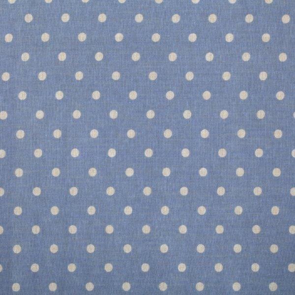 Ткань Moon bleu, ширина 110см, в упаковке 1м, 100% хлопок, коллекция Les bleus /Небесно-голубой/. BOO.BCHBOO.BCHТкань Moon bleu, ширина 110см, в упаковке 1м, 100% хлопок, коллекция Les bleus /Небесно-голубой/