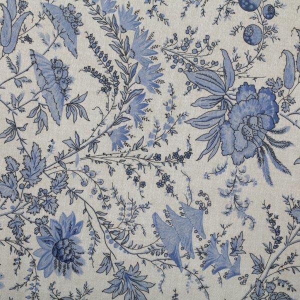 Ткань Sati chambray, ширина 110см, в упаковке 1м, 100% хлопок, коллекция Les bleus /Небесно-голубой/. BSAT.CHBY09840-20.000.00Ткань Sati chambray, ширина 110см, в упаковке 1м,100% хлопок, коллекция Les bleus /Небесно-голубой/