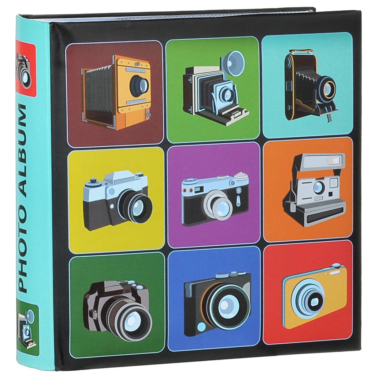 "Фотоальбом Феникс-презент ""Фотоэволюция"", 200 фотографий, 10 x 15 см 38824"
