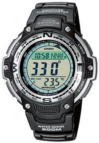 Наручные часы Casio SGW-100-1VSGW-100-1VМногофункциональные часы Casio SGW-100.