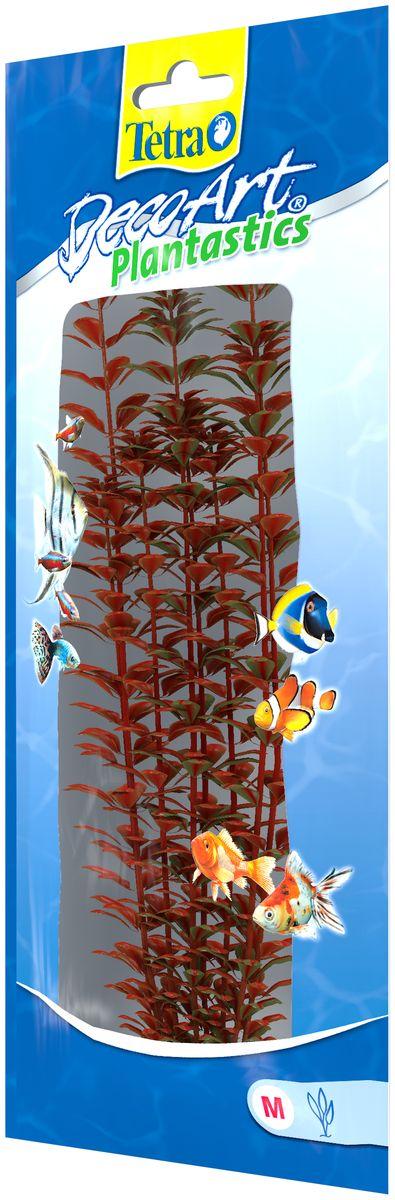 Искусственное растение для аквариума Tetra Людвигия M606982Это растение хорошо подойдет для оформления аквариума. Естественно выглядящее искусственное растение; Для использования в любых аквариумах; Создает отличное место для укрытия (в т.ч. для метания икры); Легко и быстро устанавливается, является абсолютно безопасным; Не требует ухода; Долгое время не теряет форму и окраску. Высота растения: 23 см.