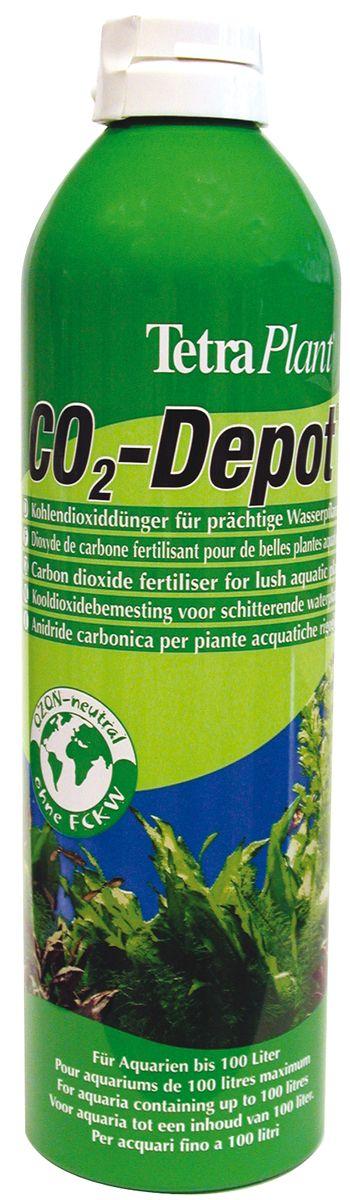 Баллон дополнительный Tetra CO2-Depot, для системы CO2-Optimat, 11 г0120710Дополнительный баллон Tetra CO2-Depot, наполненный газом СО2, оптимален для заполнения системы аэрации аквариумной воды. Устройство поможет быстро обогатить аквариумную среду углекислым газом и улучшить развитие аквариумных растений. Известно, что растущие в воде растения существенно повышают объем кислорода, что очень сказывается на самочувствии рыбок. Кроме того, постоянное использование баллона не допускает возникновения известковых отложений и налетов на поверхности стекла и растений. Баллон подходит для использования в аквариумах емкостью до 100 литров.Уважаемые клиенты!Обращаем ваше внимание на возможные изменения в дизайне упаковки. Качественные характеристики товара остаются неизменными. Поставка осуществляется в зависимости от наличия на складе.