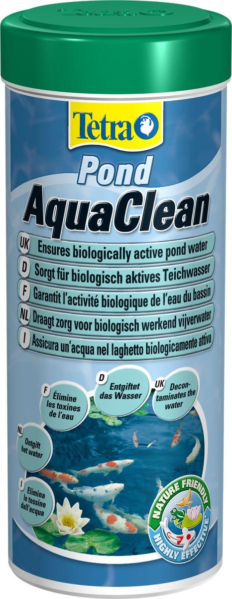 Профилактическое средство для чистой прудовой воды Tetra Pond AguaClean, 300 мл767546Профилактическое средство Tetra Pond AguaClean в порошке предназначено для ухода за прудом и для обеспечения воде чистоты. Средство борется с запахом, устраняет помутнение воды. В составе продукта присутствуют энзимы, ускоряющие процессы разложения естественных отходов и биологических примесей, а также ценные минеральные вещества и коллоиды, которые устраняют неорганическое помутнение воды и улучшают ее показатели качества. Высокая эффективность препарата достигается благодаря порошкообразной консистенции. Средство безопасно для рыб, не оказывает губительного воздействия на растения пруда. Товар сертифицирован.