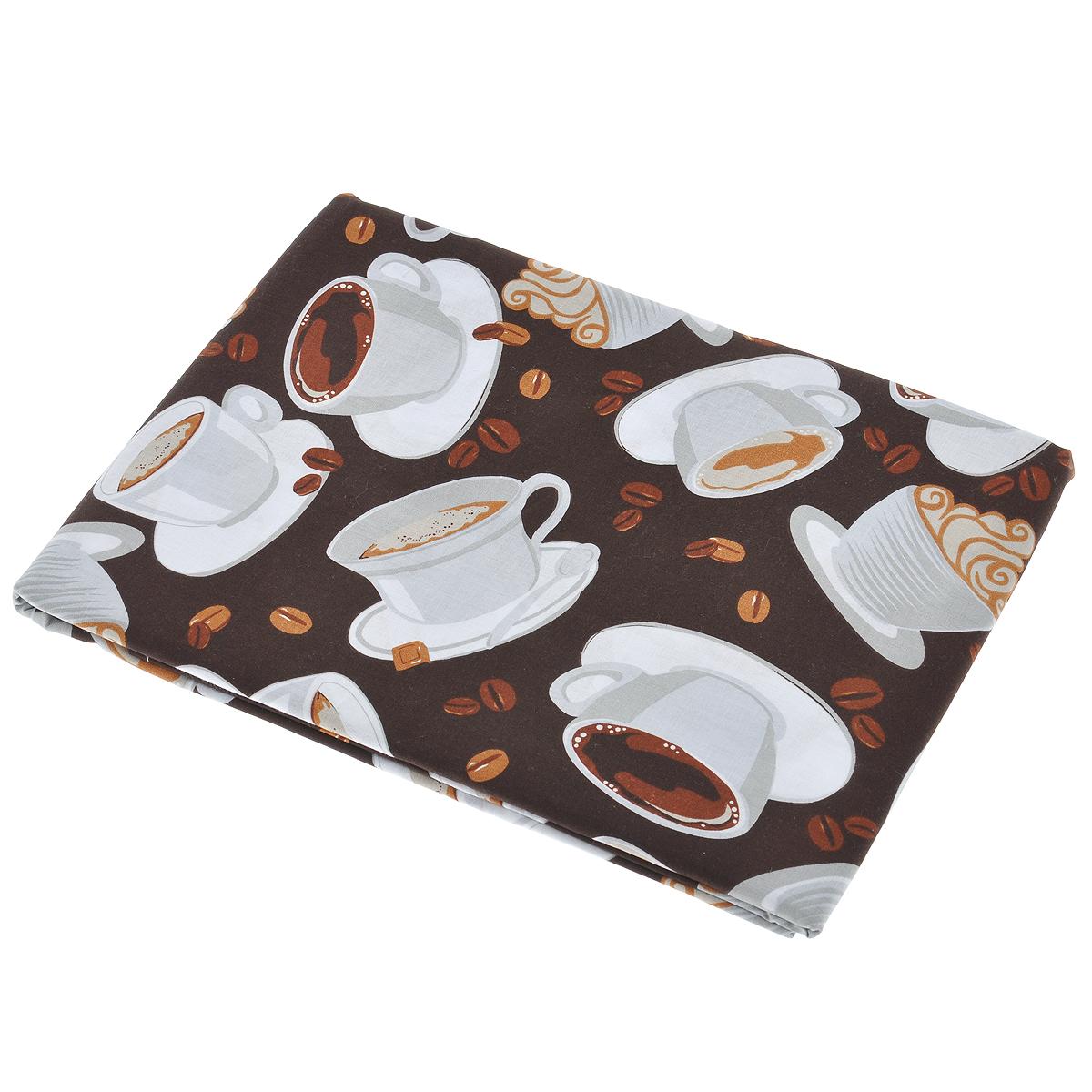 Скатерть House & Holder Чашка кофе, прямоугольная, 140x 180 смVT-1520(SR)Скатерть House & Holder Чашка кофе изготовлена из хлопка. Использование такой скатерти сделает застолье более торжественным, поднимет настроение гостей и приятно удивит их вашим изысканным вкусом. Также вы можете использовать эту скатерть для повседневной трапезы, превратив каждый прием пищи в волшебный праздник и веселье. Не рекомендуется гладить и стирать в стиральной машине.