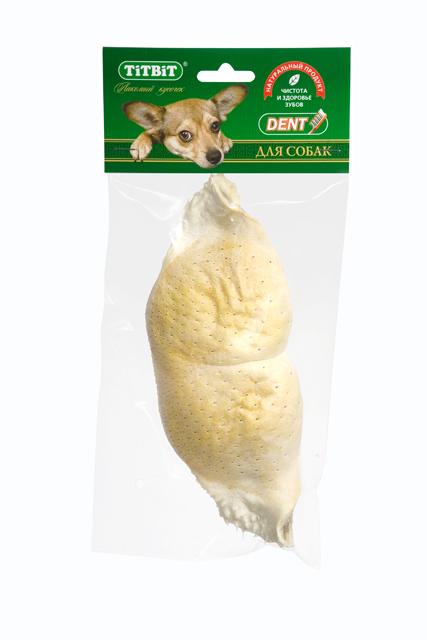 Лакомство для собак Titbit, губа говяжья, большая4281Лакомство для собак Titbit представляет собой высушенную говяжью губу. Лакомство помогает развивать зубочелюстной аппарат вашей собаки, укрепляет десны, очищает зубы, питает хрящевую ткань суставов. На некоторое время успокаивает даже очень активных собак, позволяя вам заняться накопившимися делами. Состав: высушенная говяжья губа. Товар сертифицирован.