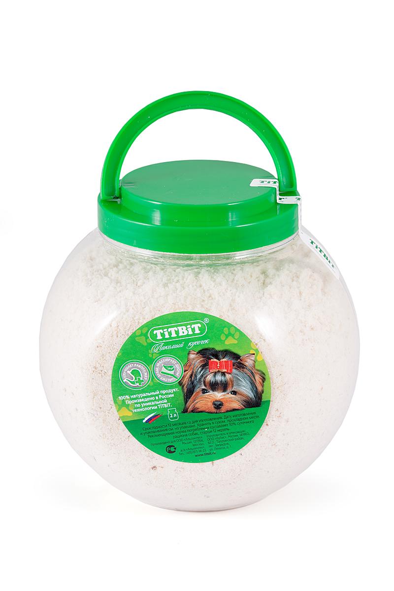 Лакомство для собак Titbit, мясокостная мука, 2 л5019Мясокостная мука Titbit содержит полноценный биологический протеин, который легко усваивается животными, а также необходимый для роста набор микроэлементов и аминокислот. Мясная мука является ценным компонентом, который специалисты кормления рекомендуют ежедневно включать в рацион Вашей собаки. Состав: Молотое говяжье мясо и кость. Условия хранения: хранить в сухом прохладном месте. Товар сертифицирован.
