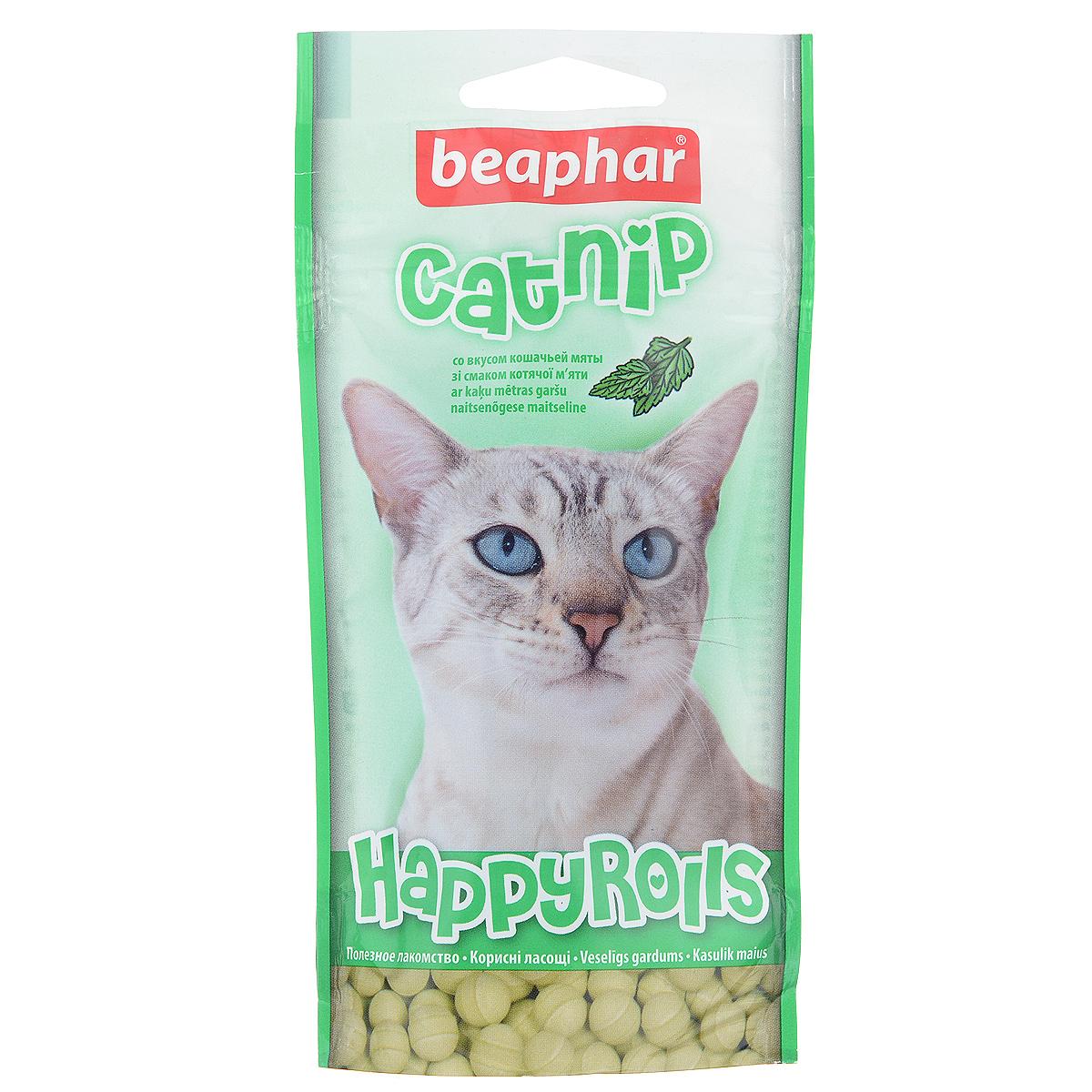 Лакомство для кошек Beaphar Catnip, с кошачьей мятой, 80 шт13186Лакомство Beaphar Catnip с кошачьей мятой предназначено для кошек. Лакомство улучшает настроение, а так же помогает уберечь кошку от стрессов. Содержит минералы, благотворно влияющие на организм кошек и котят. Таурин поддерживает хорошее зрение и здоровое сердце. Применять с 6 месячного возраста. Состав: молоко и молочные продукты (> 1,3% сыр), сахар, минеральные вещества, мясо и мясные субпродукты (> 1,3% печень), моллюски и ракообразные (> 1,3% креветки), дрожжи, продукты растительного происхождения (> 1,3% кошачья мята). Добавки: таурин - 313 мг/кг. Анализ: зола - 13,0%, протеин - 7,8%, клетчатка - 7,4%, влажность - 4,7%, жиры - 2,8%, кальций - 1,8%, фосфор - 1,3%, натрий - 0,2%, калий - 0,02%. Количество: 80 шт. Товар сертифицирован.