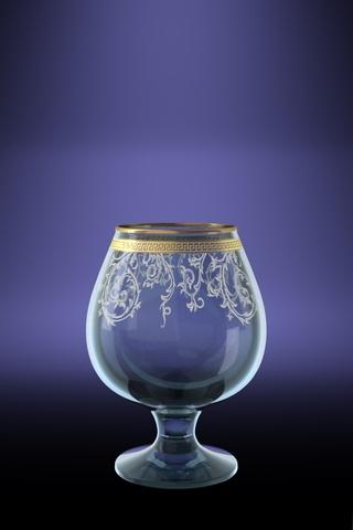 Набор 6 бокалов для бренди с рисунков Каскад 400 мл monis сапоги monis 132 бренди