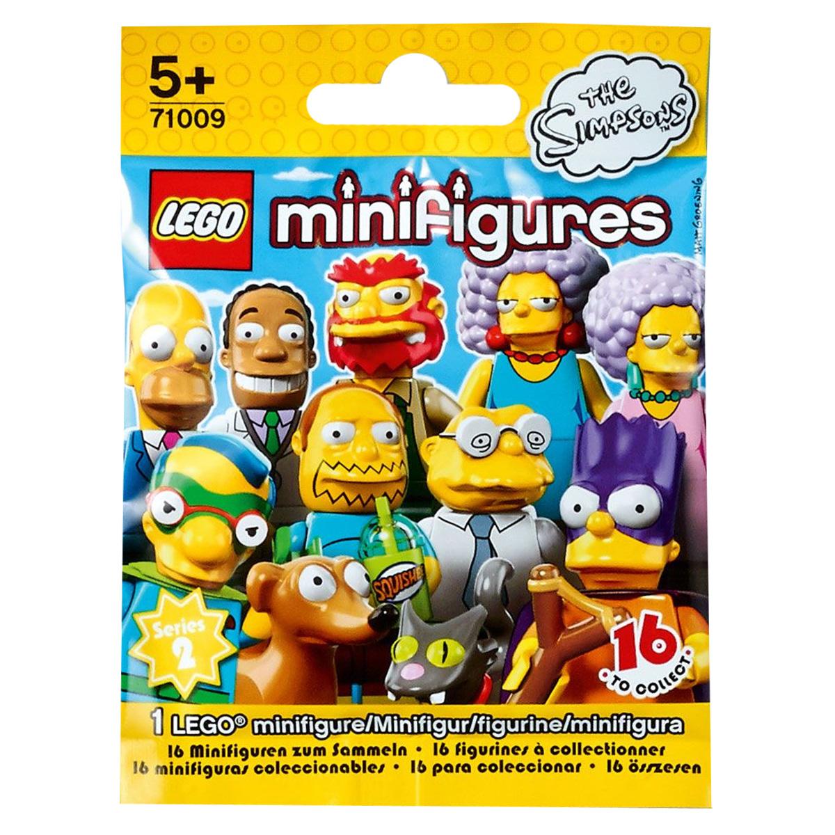 LEGO Minifigures Конструктор Simpsons 71009