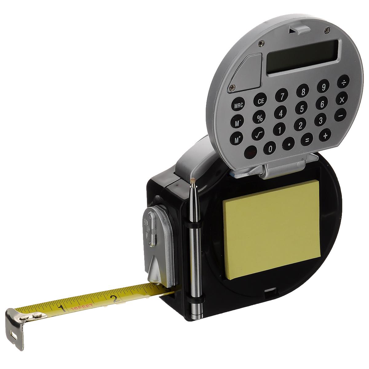 """Рулетка измерительная Bradex """"Квинта"""", длина 5 м TD 0203"""