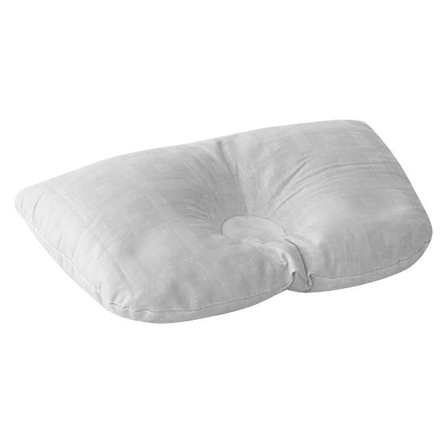 Био-подушка из лузги гречихи Тюльпанчик цвет белый 20 см х 30 см