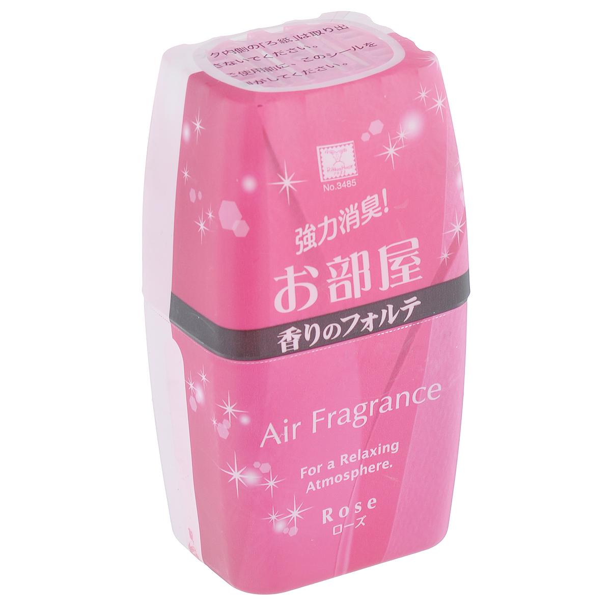 Фильтр посторонних запахов в комнате KOKUBO Air Fragrance, с ароматом розы, 200 мл234851Фильтр посторонних запахов KOKUBO Air Fragrance с ароматом розы предназначен для устранения неприятного запаха в комнате. Дезодорирующие компоненты фильтра посторонних запахов легко и быстро распространяются по всему пространству помещения, активизируются при наличии в воздухе неприятных запахов, обволакивают и нейтрализуют их. Имеет универсальный дизайн, подходящий для любой комнаты. Безопасен в применении. Состав: дезодорант на жидкой основе, ПАВ (нейтрализаторы запаха), отдушка высокого качества, ПАВ (неионогенные < 5%, анионные < 2%).