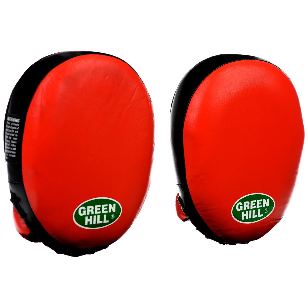 "Лапы боксерские Green Hill ""Super"", 2 шт FMS-5014"
