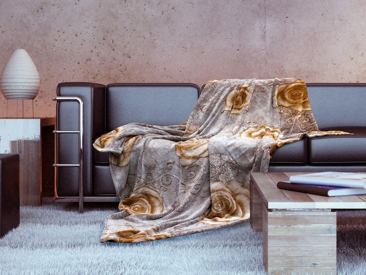 Плед Buenas Noches Bamboo, цвет: коричневый, 150 х 200 см69536Плед Buenas Noches - это идеальное решение для вашего интерьера! Он порадует вас легкостью, нежностью и оригинальным дизайном! Плед выполнен из 100% полиэстера и оформлен изображением разноцветных камешков. Полиэстер считается одной из самых популярных тканей. Это материал синтетического происхождения из полиэфирных волокон. Изделия из полиэстера не мнутся и легко стираются. После стирки очень быстро высыхают. Плед - это такой подарок, который будет всегда актуален, особенно для ваших родных и близких, ведь вы дарите им частичку своего тепла! Продукция торговой марки Buenas Noches сделана с особой заботой, специально для вас и уюта в вашем доме! Состав: 100% полиэстер.