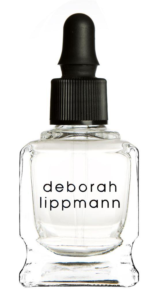Deborah Lippmann сушка для ногтей The wait is over, 15 мл99038Капли для сверх-быстрой сушки лакового покрытия.