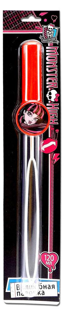 Monster High Мыльные пузыри Волшебная палочка цвет красный