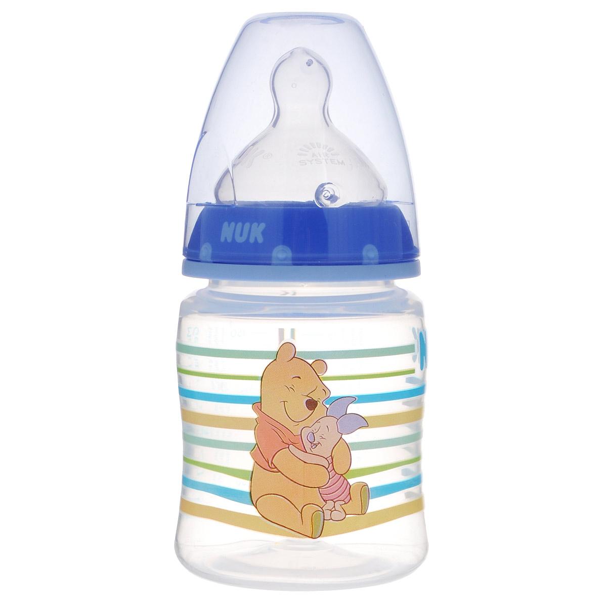Бутылочка для кормления NUK