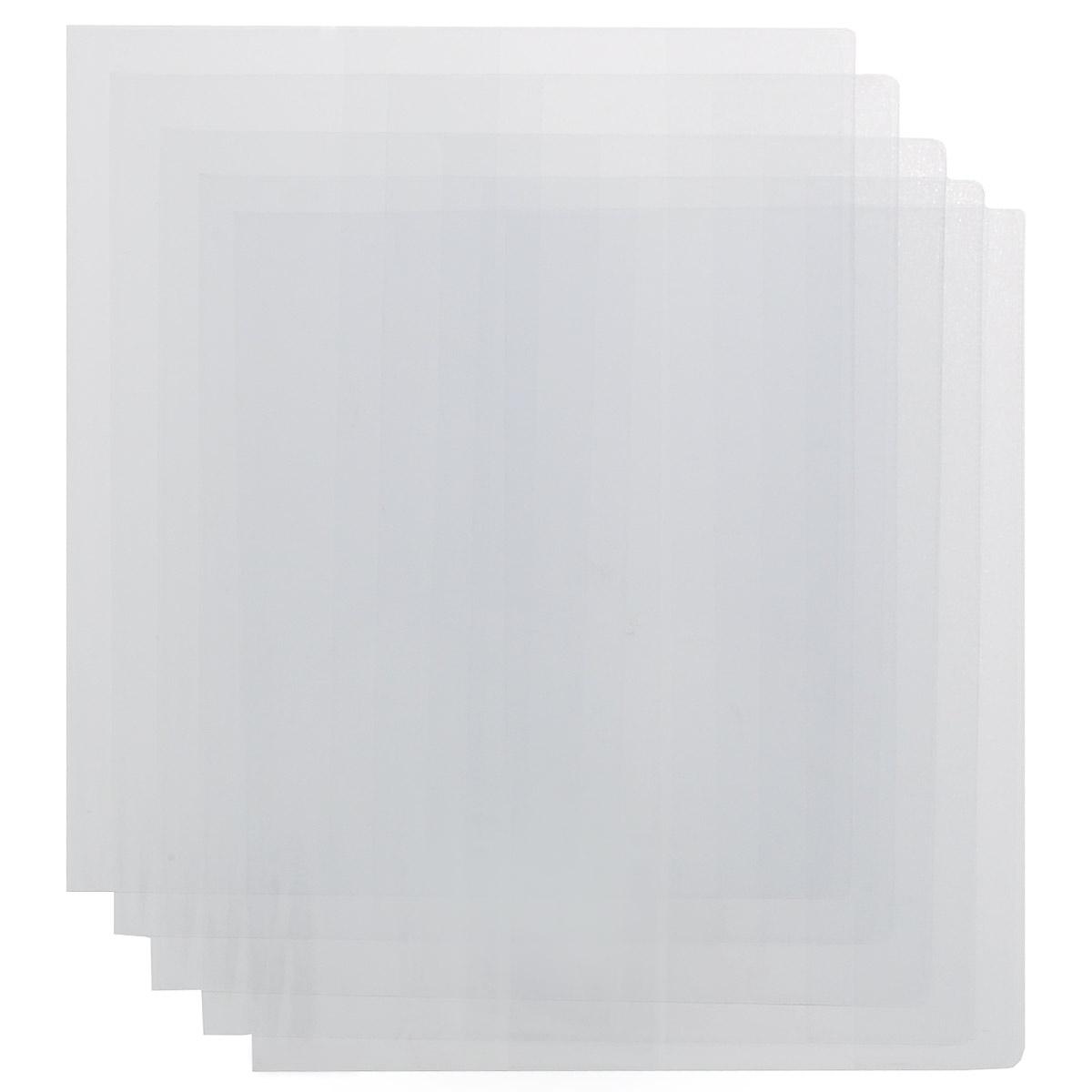 Набор обложек для учебников Брупак, цвет: прозрачный, 26,7 см х 50,8 см, 5 шт72523WDНабор цветных обложек для учебников Брупак предназначены для защиты от пыли, грязи и механических повреждений. Обложки с прозрачными клапанами.