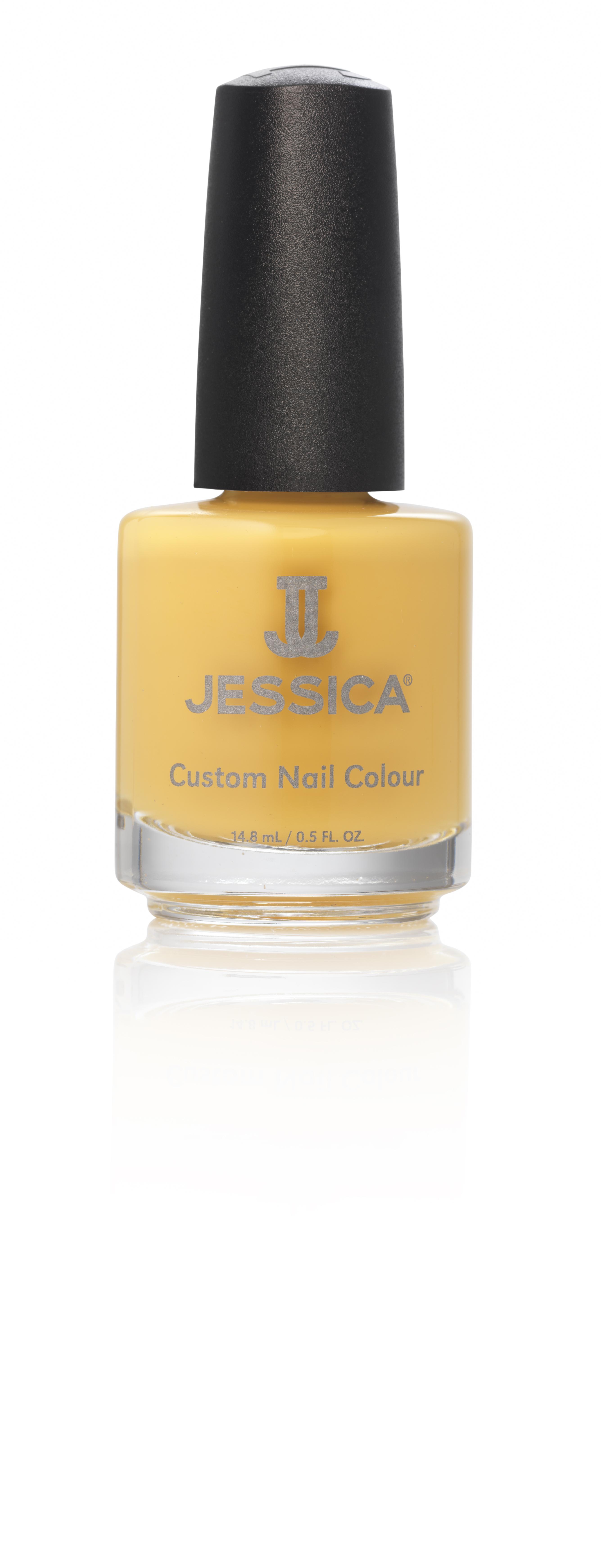 Jessica Лак для ногтей 944 Totally Turmeric 14,8 мл1301207Лаки JESSICA содержат витамины A, Д и Е, обеспечивают дополнительную защиту ногтей и усиливают терапевтическое воздействие базовых средств и средств-корректоров.