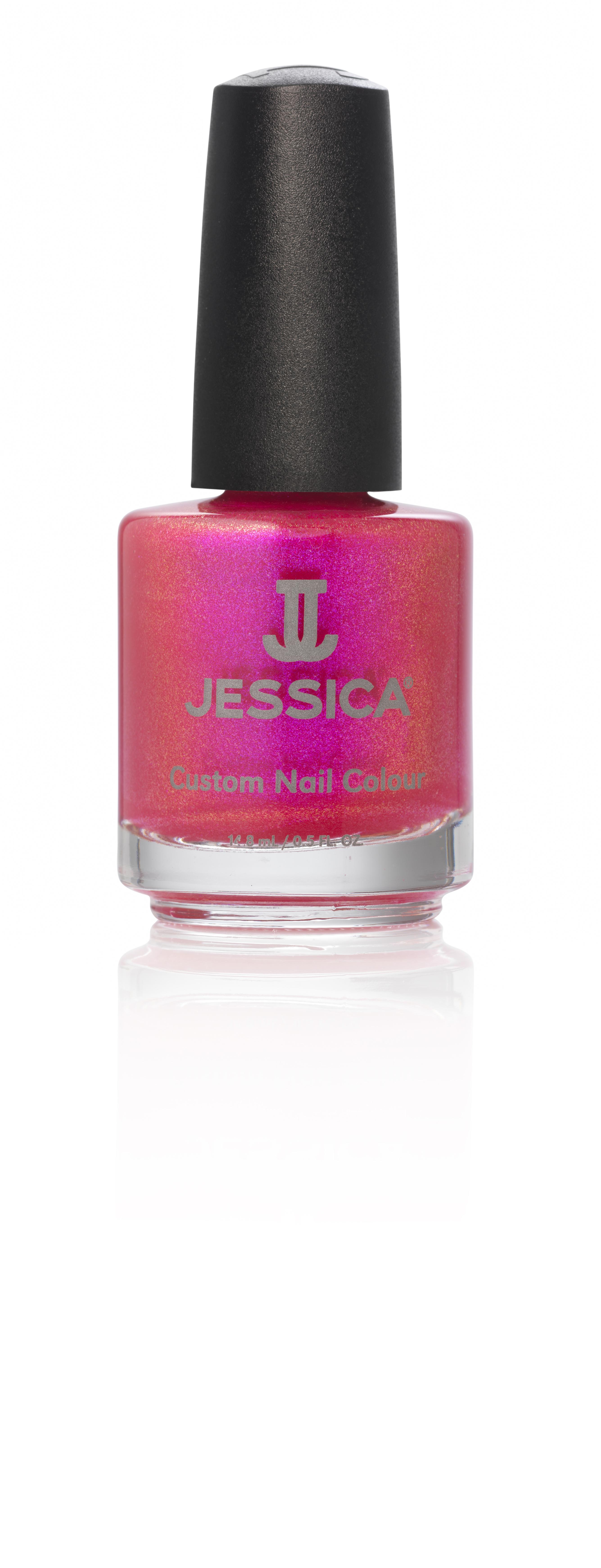 Jessica Лак для ногтей 946 Silk Sari 14,8 мл28420_красныйЛаки JESSICA содержат витамины A, Д и Е, обеспечивают дополнительную защиту ногтей и усиливают терапевтическое воздействие базовых средств и средств-корректоров.