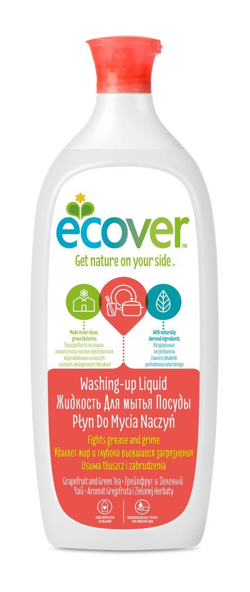 Экологическая жидкость для мытья посуды Ecover, с грейпфрутом и зеленым чаем, 1 л00986Эффективное моющее средство Ecover со свежим ароматом грейпфрута и зеленого чая, созданное на основе экологически чистых ПАВ из соломы и пшеничных отрубей. Прекрасно очищает и удаляет жиры, не оставляет химикатов на посуде. Великолепно смывается водой. Не вызывает раздражений и аллергических реакций на коже, дополнительно содержит экстракты бархатцев и алое вера для защиты рук, что позволяет мыть посуду без перчаток. Не содержит синтетических ароматизаторов и нефтепродуктов. Уровень pH: 4.5. Подходит для использования в домах с автономной канализацией. Не наносит вреда любым видам септиков! Характеристики: Состав: >30% вода; 5-15% анионные ПАВ; Объем: 1 л. Товар сертифицирован.