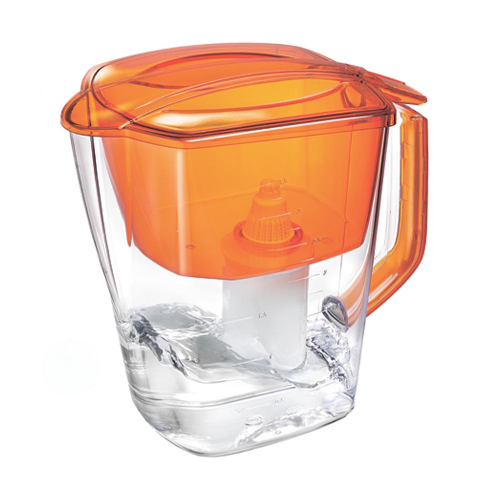 """Барьер / Barrier Фильтр-кувшин для воды Барьер """"Гранд"""", цвет: оранжевый Фильтр-кувшин """"Барьер Гранд"""" цвет: оранжевый"""