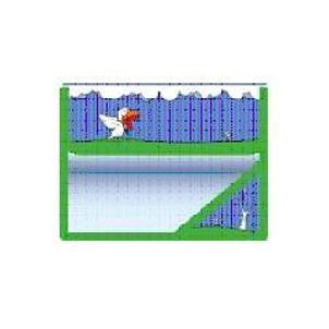 Папка для тетрадей на липучке ACTION! Милашки, ф.А5, матовая ламинация, цвет: зеленыйAFA5-11_зеленый
