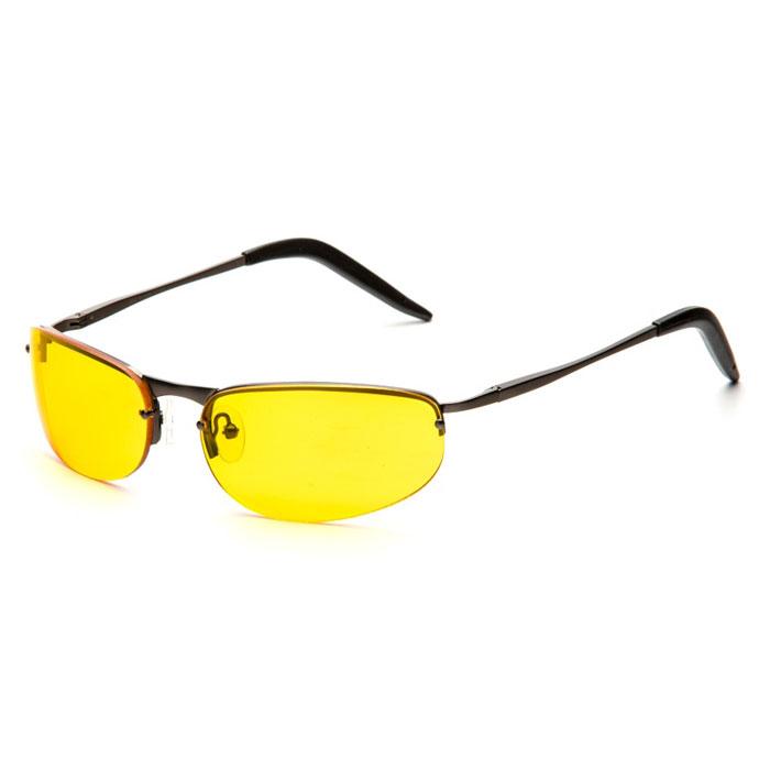 SP Glasses AD002 Comfort, Grey водительские очкиINT-06501Водительские очки SP Glasses AD002 Comfort подарят комфорт вашим глазам во время езды на автомобиле. Очки значительно улучшат видимость в дороге при непогоде и снижают нагрузку на глаза. Даже длительная дорога в этих очках будет менее утомительной. В них также рекомендуется ездить в вечернее и ночное время, благодаря тому очки повышают контрастность и помогают лучше ориентироваться во время тумана или дождя. При этом они отлично блокируют ультрафиолетовые лучи (UV 400).Наносники: регулируемыеГеометрия: овальная