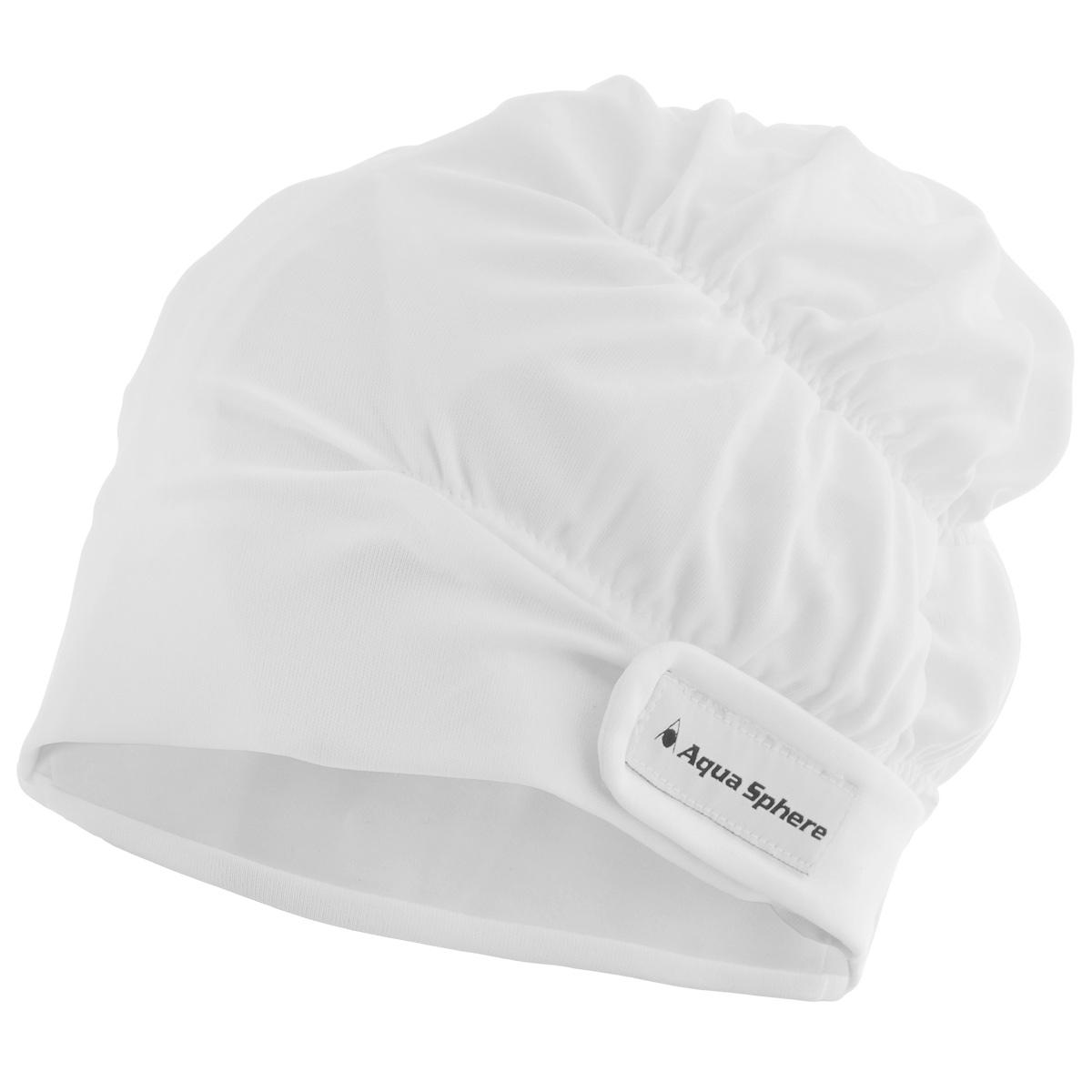 Шапочка Aqua Sphere Aqua Comfort, цвет: белыйTN 945632/20922WПлавательная шапочка Aqua Sphere Aqua Comfort подойдет для людей с длинными волосами. Состоит из двухкомпонентного материала. Мягкий эластичный материал внутри и снаружи для максимального комфорта и герметичный высокопрочный материал по внутреннему широкому шву (10% резина).