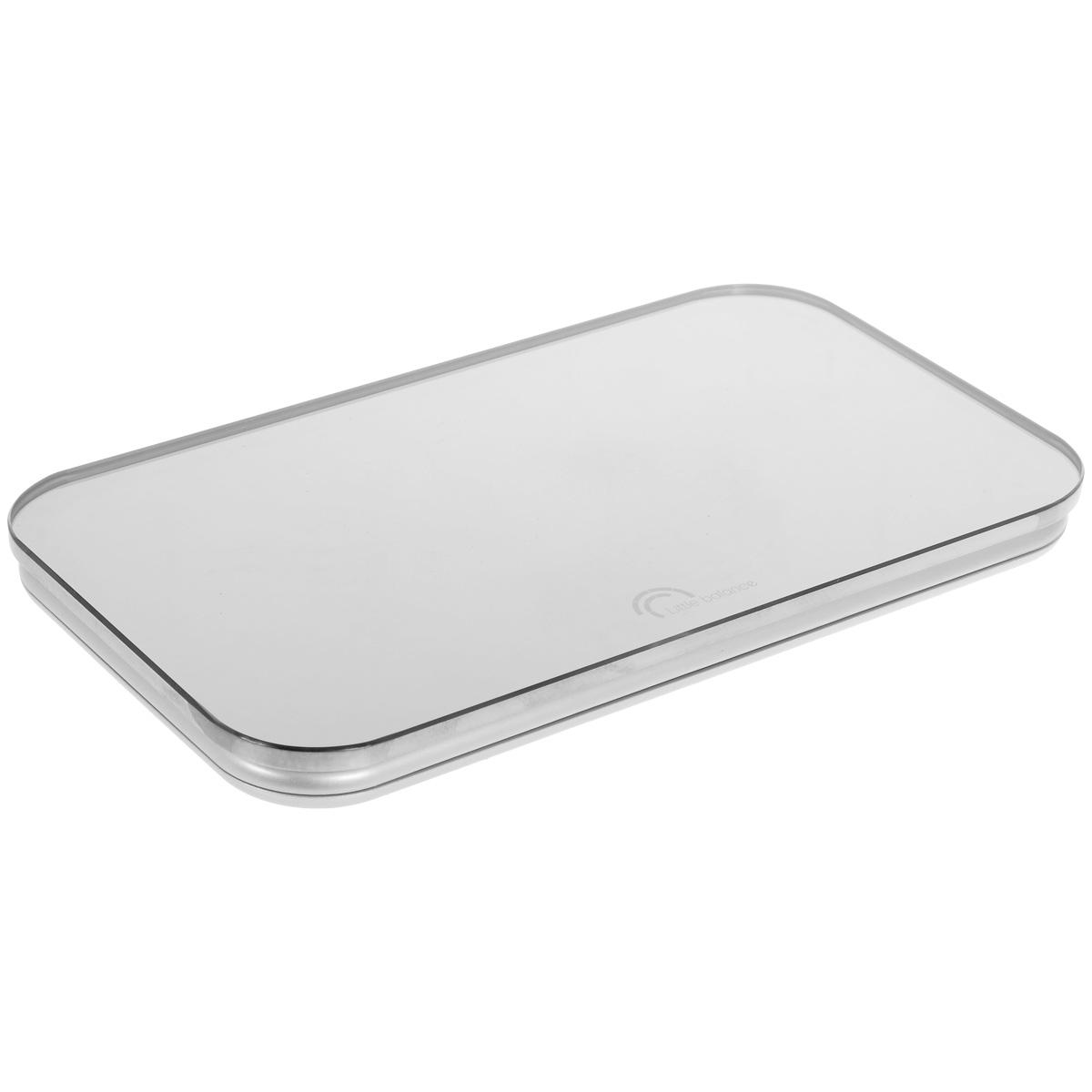 Весы напольные Little balance Nomade, цвет: стальной, зеркальный8005_стальной, зеркальныйНапольные весы Little balance Nomade просты и удобны в эксплуатации. Горизонтальная платформа изготовлена из качественного высокопрочного стекла, выдерживающего вес до 150 кг, и имеет зеркальную отделку. Корпус выполнен из полимерных материалов. Оснащены выдвигающимся цифровым дисплеем. Весы работают на батарейке типа CR2032 (входит в комплект). Прилагается инструкция по эксплуатации на русском языке. Материал: стекло, полимерные материалы. Размер: 23 см x 13 см x 2 см. Размер дисплея: 6 см x 2,9 см.