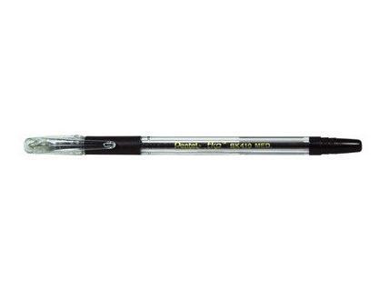 Шар.ручка черный стержень 1.0мм в блистереPBK410-A