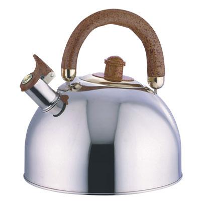 Чайник металлический BHL - 642 /4,5л./ GDO (х12)CM000001328Чайник Емкость 4,5л Корпус - Нержавеющая сталь. Двигающаяся бакелитовая ручка. Подходит к газовым, электрическим, стеклокерамическим плитам.