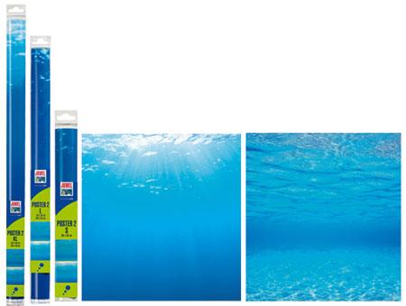 Фон внешний двухсторонний МОРЕ/МОРЕ И СОЛНЦЕ 60х30см.86252Фон внешний двухсторонний в рулоне, в индивидуальной упаковке, подвес. Материал: пленка