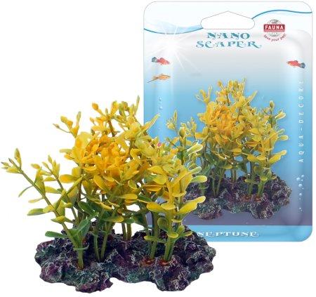Растение LYSIMACHIA 10см с грузом желто-зеленое. ВЕРБЕЙНИКFIPP-0121Распространение: Европа. Использование: растение переднего плана.