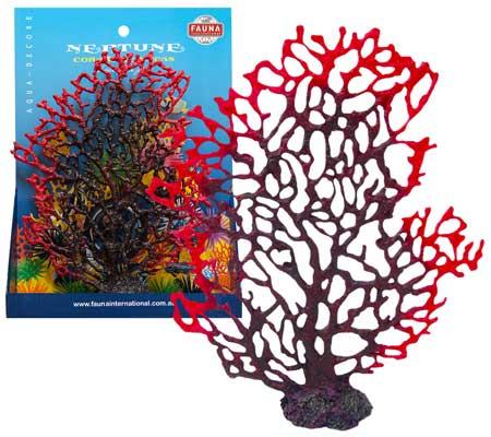 Декорация КОРАЛЛ 22х5х27см красно-коричневыйFIAD-1169Красочный пластиковый коралл. Комбинации из различных кораллов создают в аквариуме пеструю и причудливую картину морского дна. Красочная упаковка.