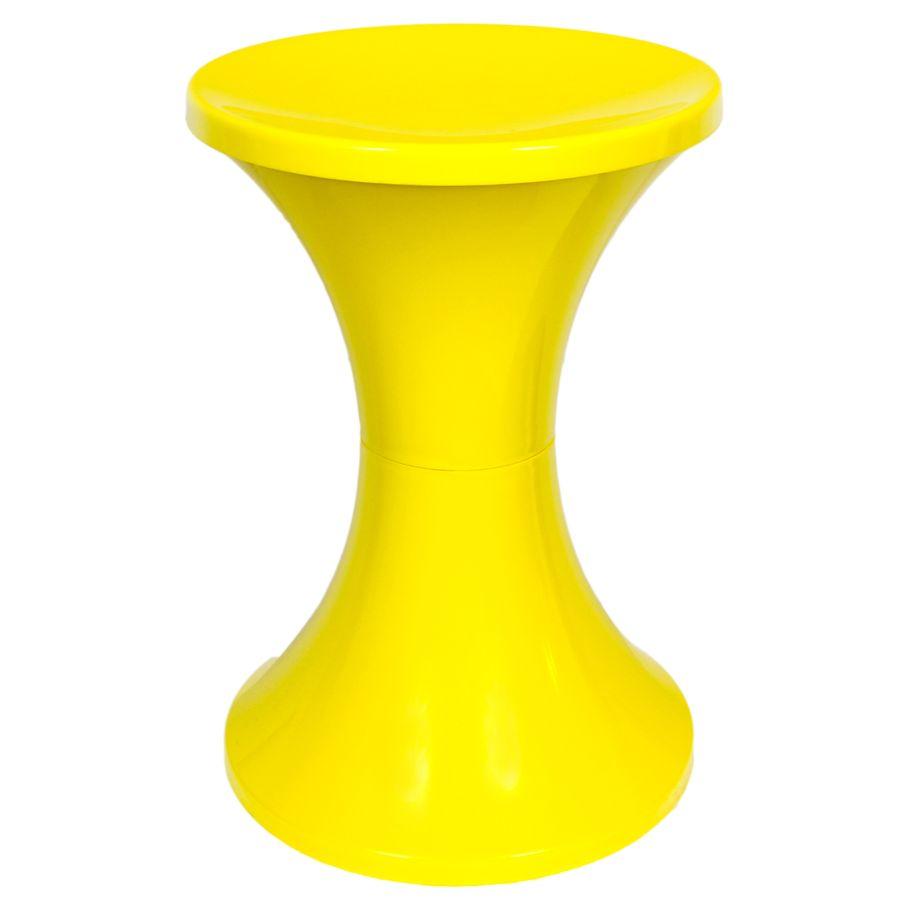 Табурет Изумруд 403, цвет: желтый403