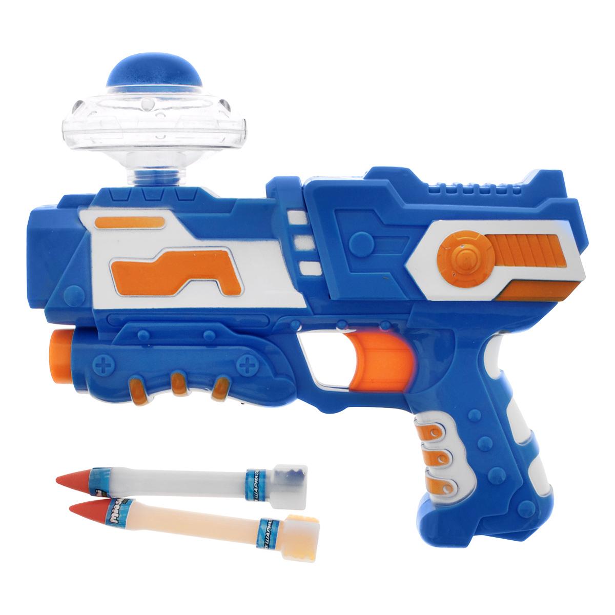 "Бластер Mioshi Army ""Меткий стрелок"", цвет: голубой MAR1106-005"